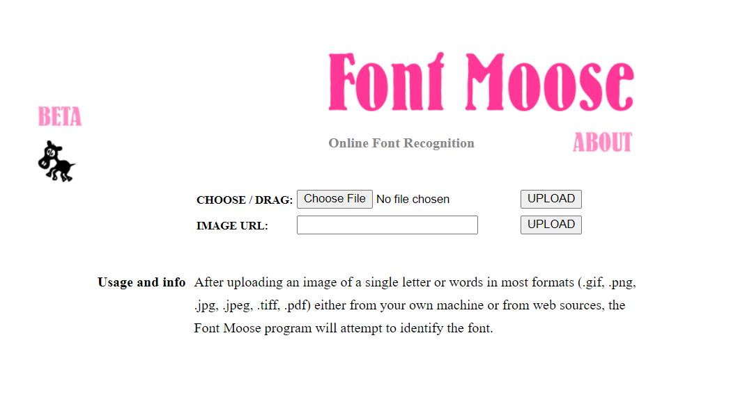 identify fonts in PDF