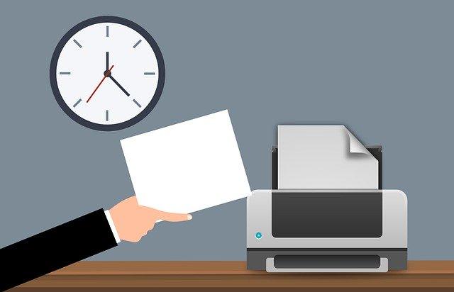 print your PDF file