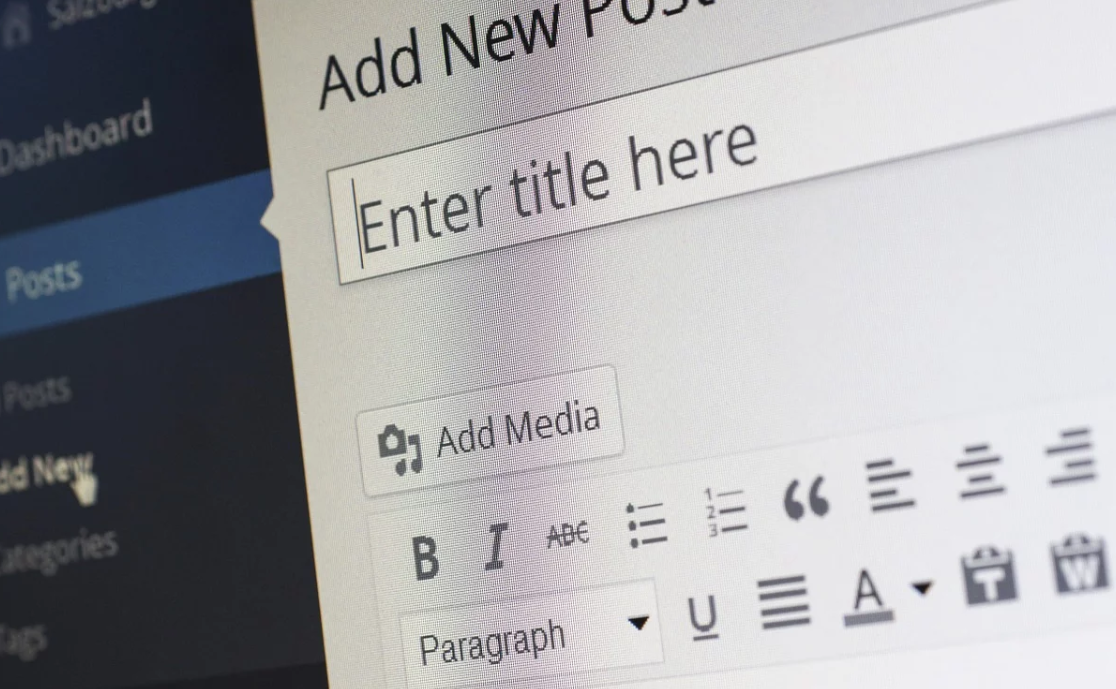 How to upload PDF to blog
