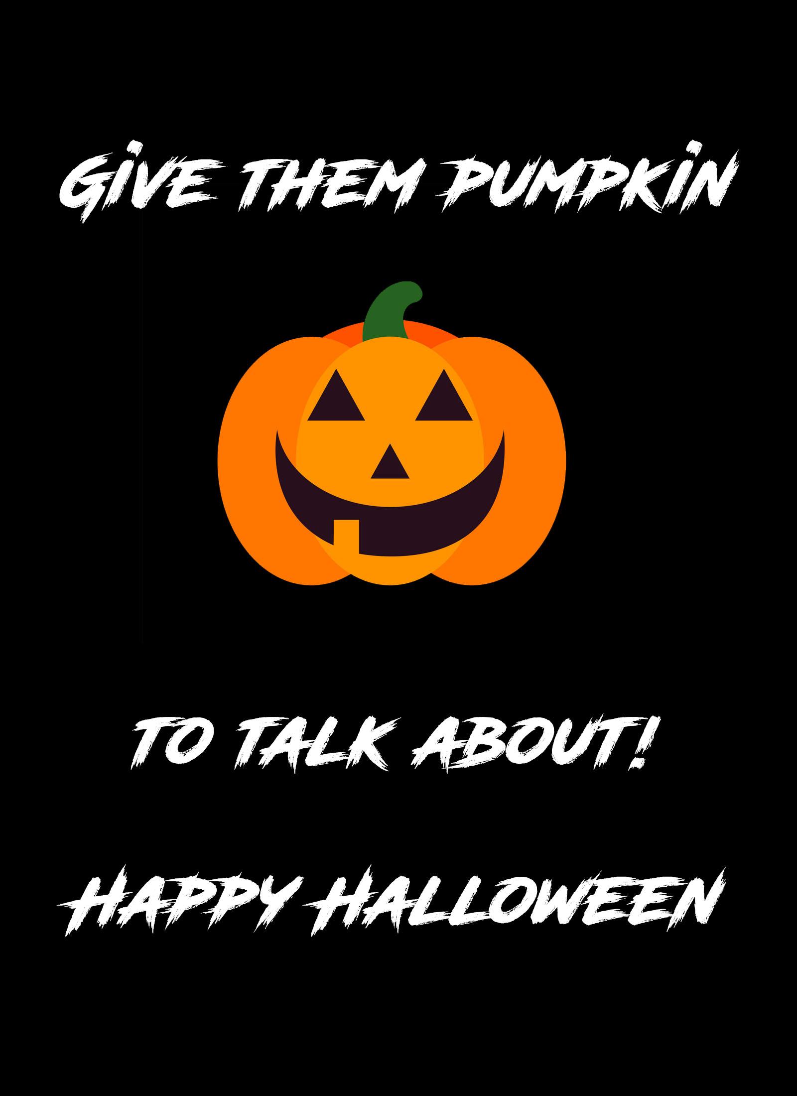 pumpkin halloween ecard