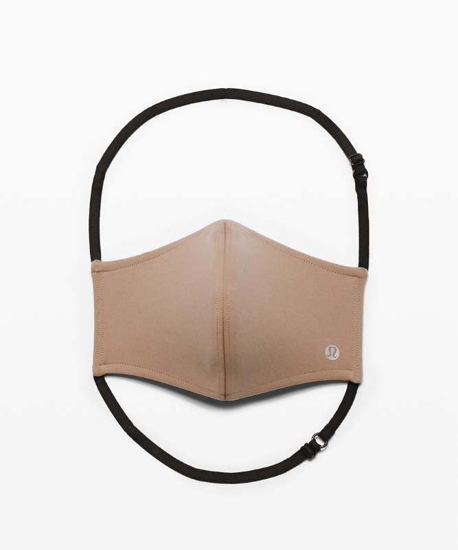 lululemon double strap face mask