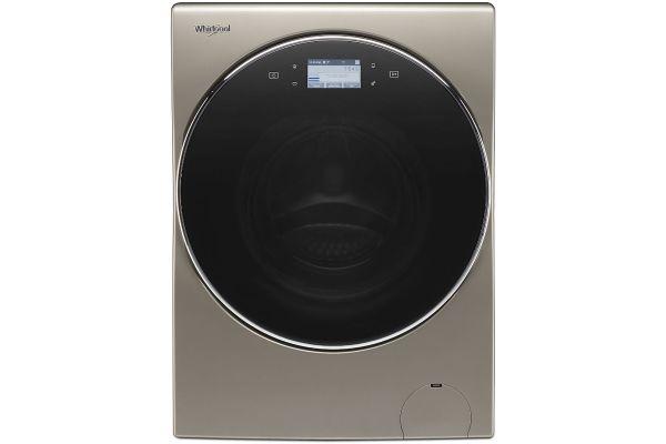 whirlpool washer and dryer machine