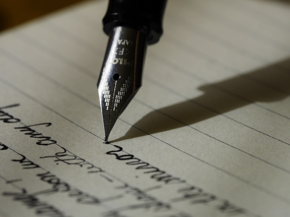 hand writing into PDF