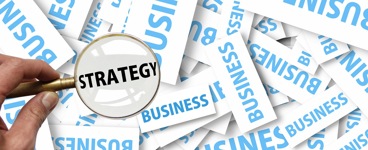 get started with a strategy