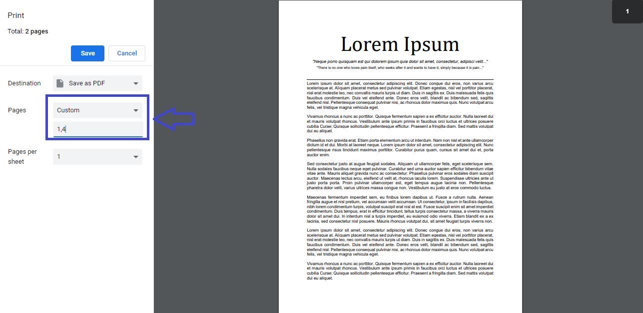 DeftPDF browser custom pages