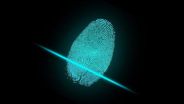 fingerprint and digital signature