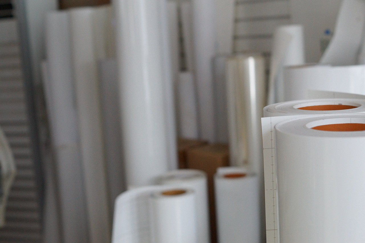 different paper coatings