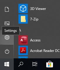 DeftPDF windows setting