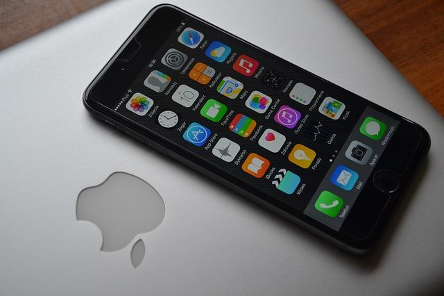 iphone on mac computer